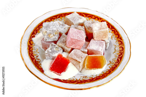 poster of Turkish Delight plate