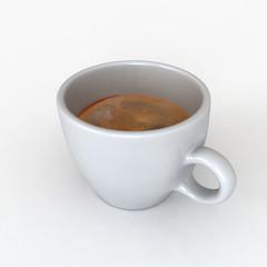 Una bella tazzina di caffè