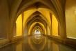 ARABIC BATH IN ALCAZAR OF SEVILLA (SPAIN) - 9287749