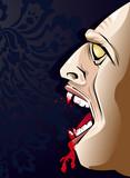 Vampire attack poster