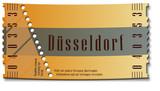 Fototapety Ticket-Düsseldorf