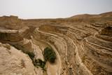 Fototapete Landschaft - Tunesien - Steinwüste