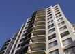 Tall Urban City Building Facade In Sydney, Australia