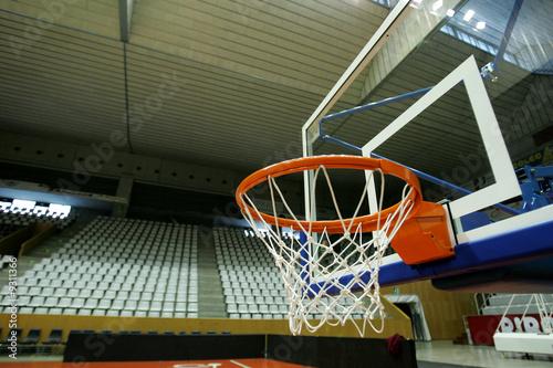 Baloncesto. Canasta