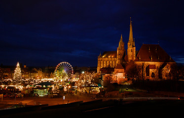 Erfurt Weihnachtsmarkt 06
