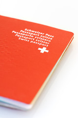 Passeport helvétique - ilôt européen