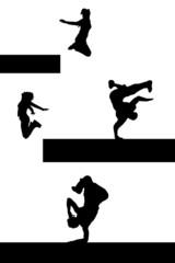 dancing level