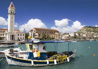 puerto de zakynthos