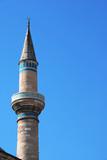 Mevlana museum mosque in Konya, Turkey poster