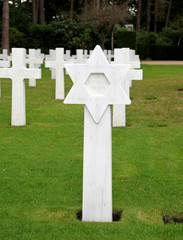 Jewish Memorial American Plot in Brookwood Military Cemetery
