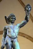 Firenze, loggia dei Lanzi: il Perseo e la Medusa 2 poster