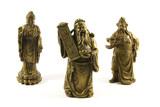 Tradiční čínská Bohové a božstva Izolovaný