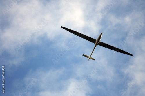 Leinwanddruck Bild Segelflugzeug5