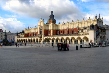 Drapers' hall Cracow