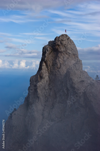 "Mountain called ""Ai Petri"" in Crimea, Ukraine"
