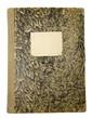 Old paper folder