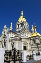 Pokrov Church in Sevastopol, Crimea, Ukraine