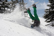 Snowboarder Crashing - 9360507