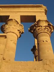 Ptolemaic Traian Kiosk, Philae Temple, Aswan
