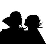 Vampire Love 1 poster