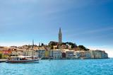 Fototapety Rovinj: Historische Stadt in Istrien - Kroatien
