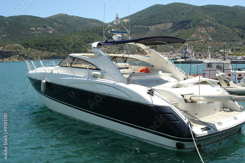 exotic yachting summer water sea sports paradise island