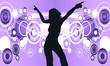Mujer Bailando