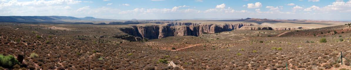 panorama grand canyon, USA