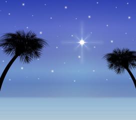 Desert Sky Background
