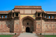 Gate of the Agra Fort, Agra, India