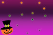 pumpkin halloween background