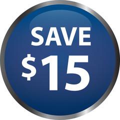 Sale - Save $15