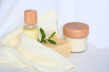 Beauty natural cosmetics item