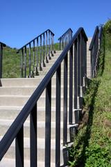 stairs,handrial,steps