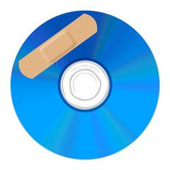 Bandaged Disc