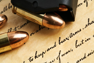 right to keep and bear arms - US Constitution Bill of Rights