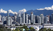 City of Vancouver, home of the 2010 Winter Olympics.