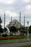 Sultan Ahmet Moschee poster
