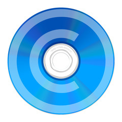 Blu-ray/DVD Copyright Symbol