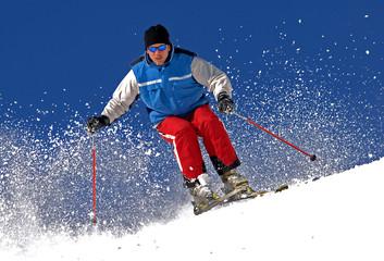 Alpinschilauf