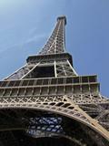 the eifel tower paris poster