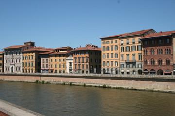 Pisa, l'Arno