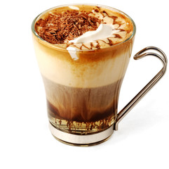 Coffee cocktail in glass cup #3