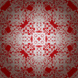 Royal red seamless repeating illustrated background