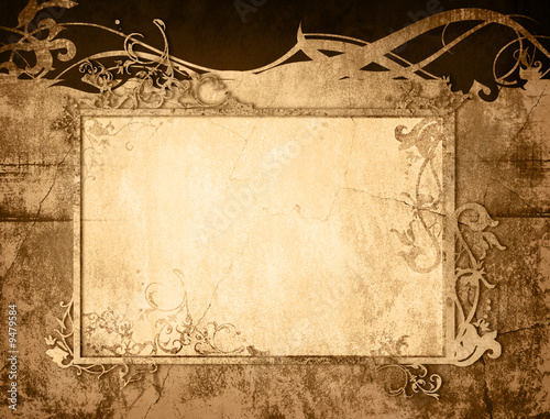 floral style textures and backgrounds