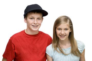 Cute Teens