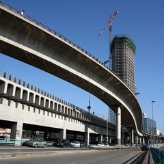 Marseille en construction - La 1ère tour est née #2