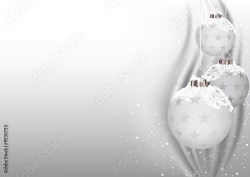 White Christmas 1 - christmas background