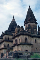 Cenotafio de Orchha,India