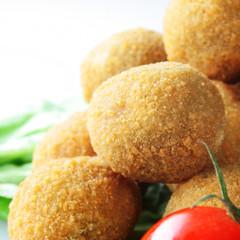 Beignets aux olives